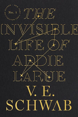 Cover art for The Invisible Life of Addie LaRue